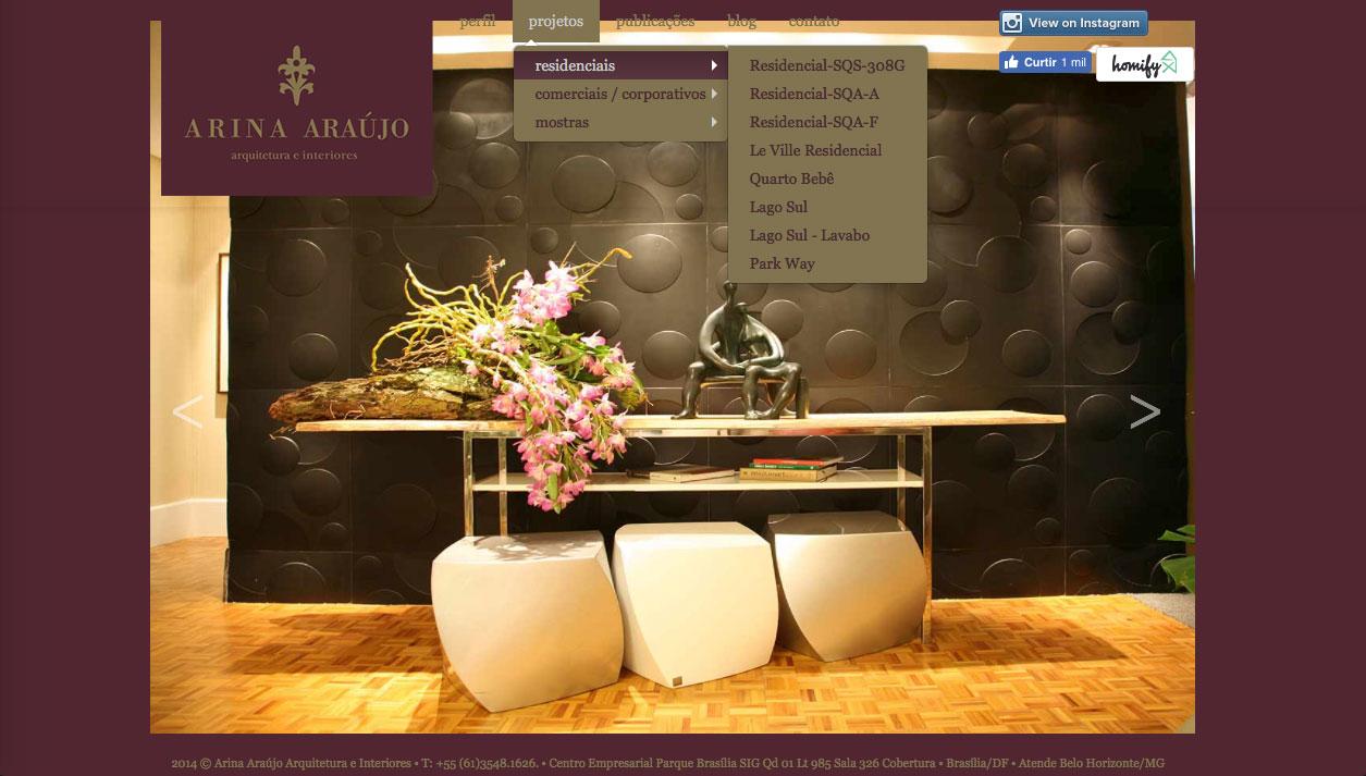 site arina araujo 2012